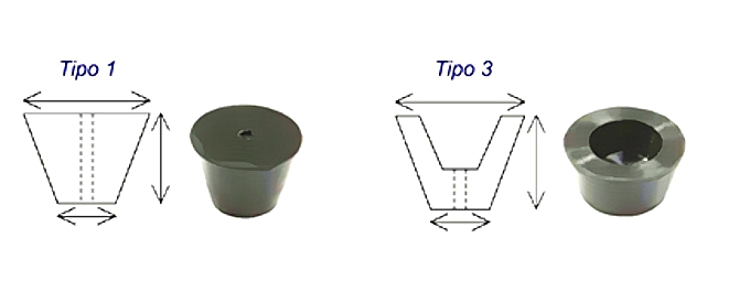tappi-in-silicone